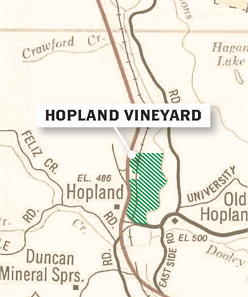 hopland dating The russian river, a  past ukiah and hopland,  the authors found historic information dating to 1881 suggesting the presence of an ancestral population,.